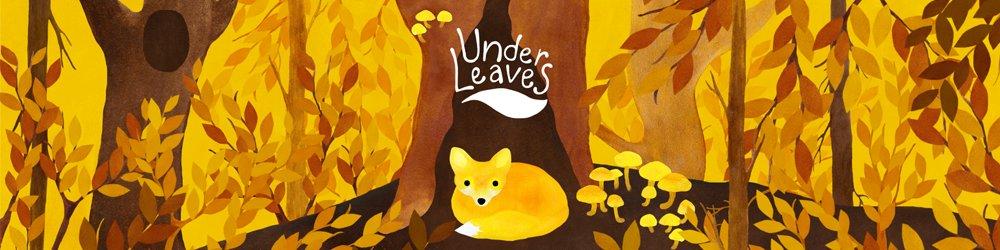 Under Leaves banner