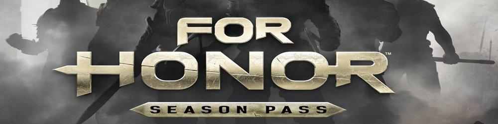 For Honor Season Pass banner