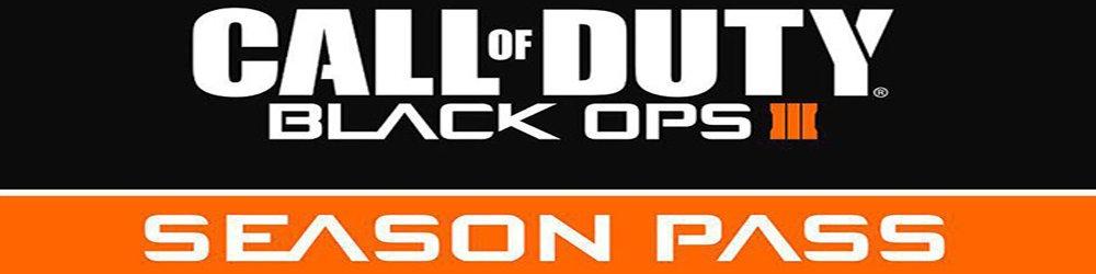 Call of Duty Black Ops 3 Season Pass banner