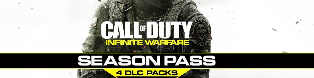 Call of Duty Infinite Warfare Season Pass banner