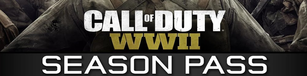 Call of Duty WWII Season Pass banner