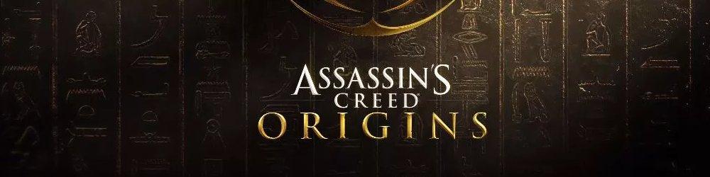 Assassins Creed Origins Season Pass banner