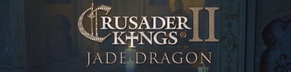 Crusader Kings II Jade Dragon banner