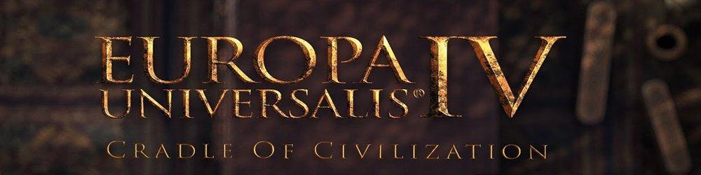 Europa Universalis IV Cradle of Civilization banner