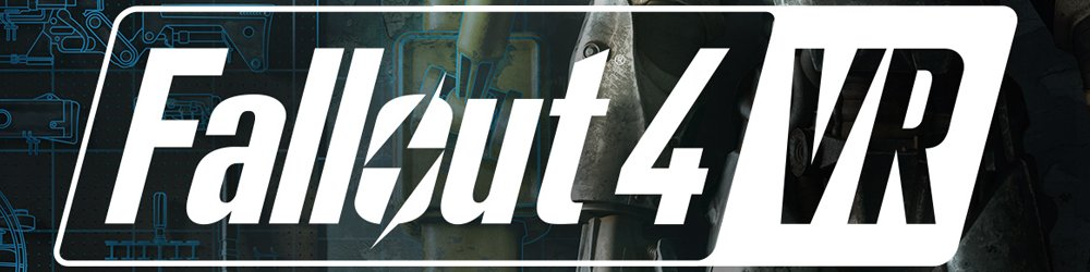 Fallout 4 VR banner
