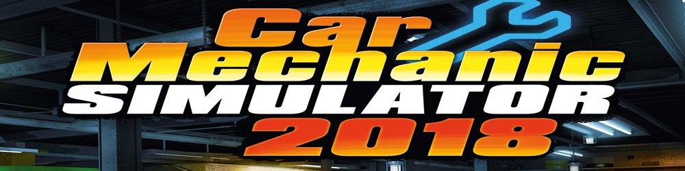 Car Mechanic Simulator 2018 banner