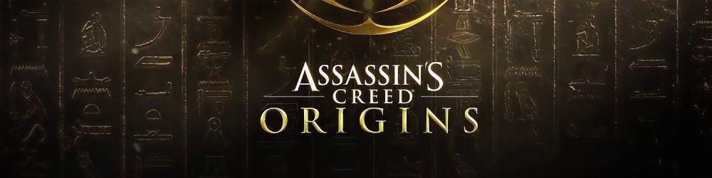 Assassins Creed Origins Xbox One banner