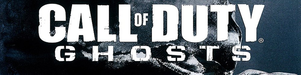Call of Duty Ghosts Xbox One banner