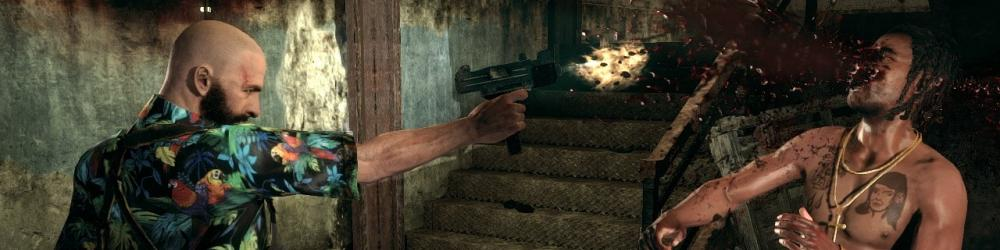Max Payne 3 Cemetery Multiplayer Map DLC Xbox 360 banner