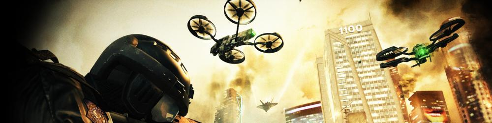 Call Of Duty Black Ops 2 QM Drone Avatar Xbox banner