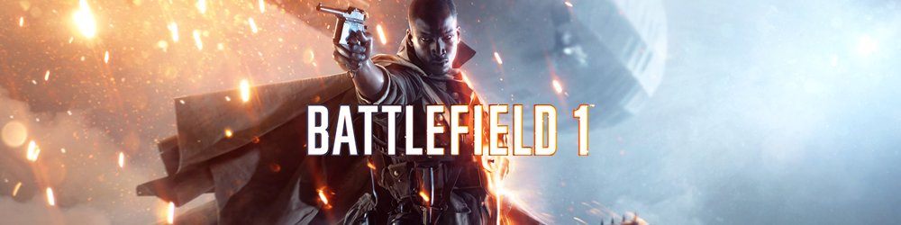 Battlefield 1 Xbox One banner