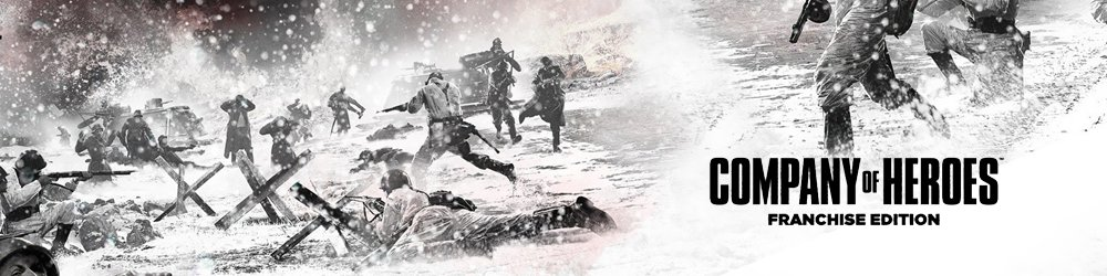 Company of Heroes Franchise Edition banner