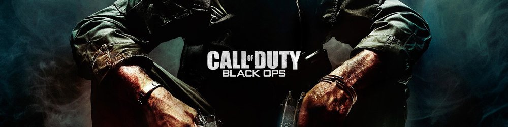 Call of Duty Black Ops Xbox 360 banner