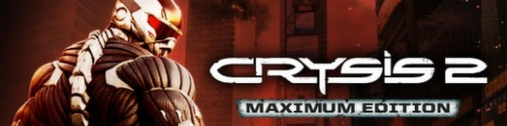 Crysis 2 Maximum Edition banner