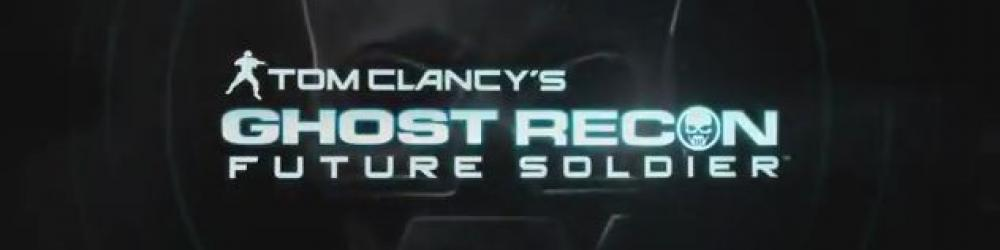 Tom Clancys Ghost Recon Future Soldier Deluxe Edition banner