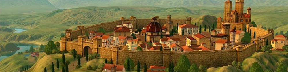 The Sims 3 Monte Vista banner