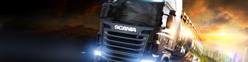 Euro Truck Simulátor 2 banner