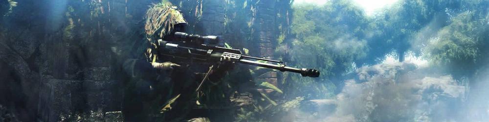 Sniper Ghost Warrior 2 banner