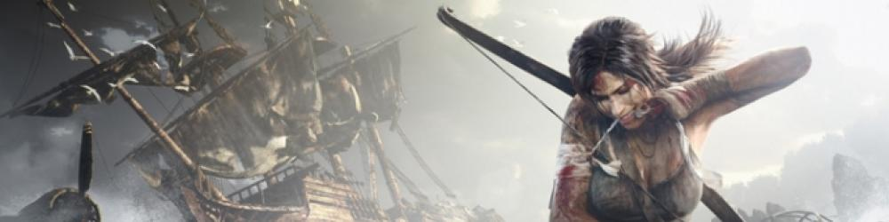 Tomb Raider Survival Edition banner
