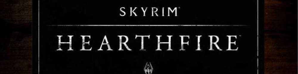 The Elder Scrolls V Skyrim Hearthfire banner
