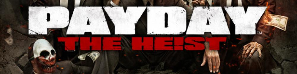 PAYDAY The Heist banner