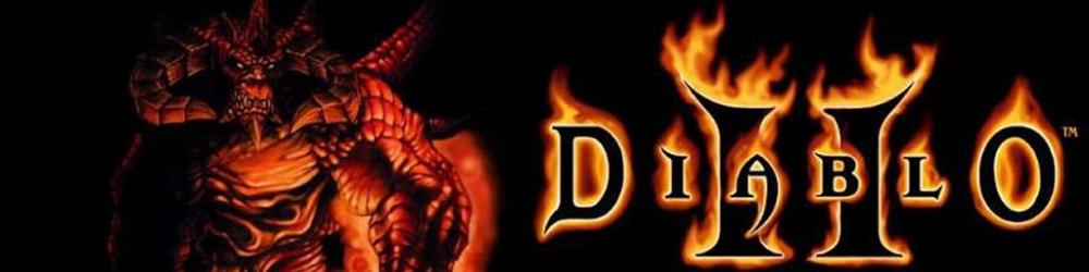 Diablo 2 + Diablo 2 Lord of Destruction banner