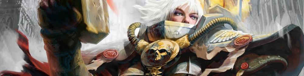 Warhammer 40,000 Dawn Of War banner