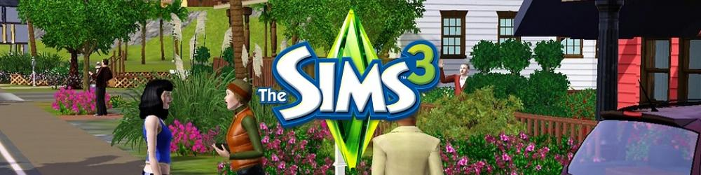 The Sims 3 1000 bodů banner