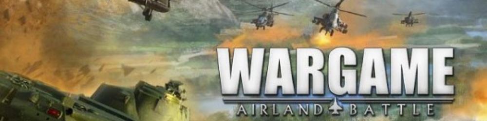 Wargame Airland Battle banner