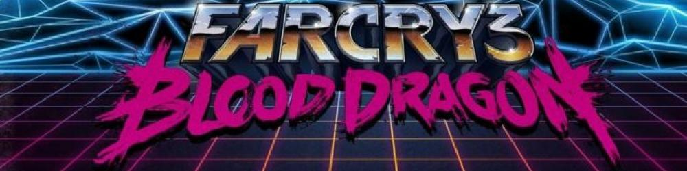 Far Cry 3 Blood Dragon banner
