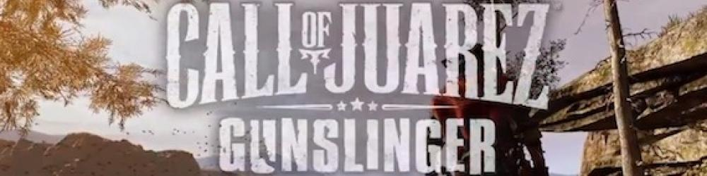 Call of Juarez Gunslinger banner