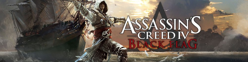 Assassins Creed 4 Black Flag banner