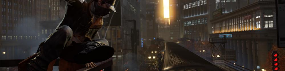 Watch Dogs banner