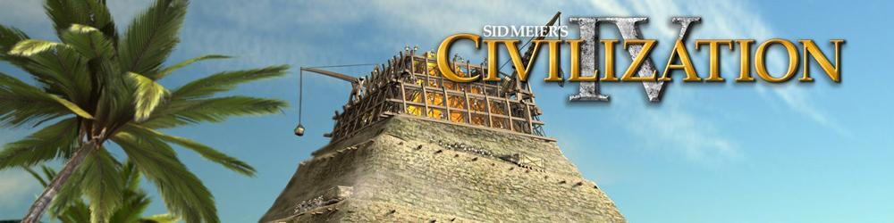 Civilization IV The Complete Edition banner