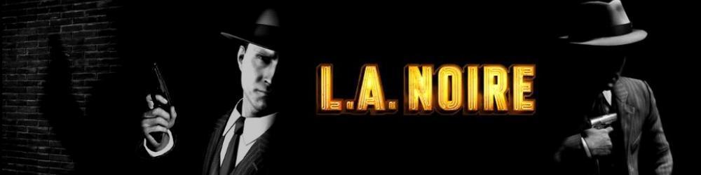 L.A. NOIRE Complete Edition banner