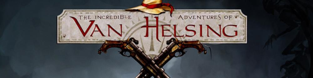 The Incredible Adventures of Van Helsing banner