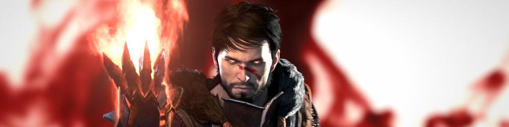 Dragon Age 2 banner