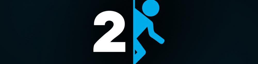 Portal 2 banner