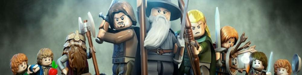 LEGO Lord of the Rings banner