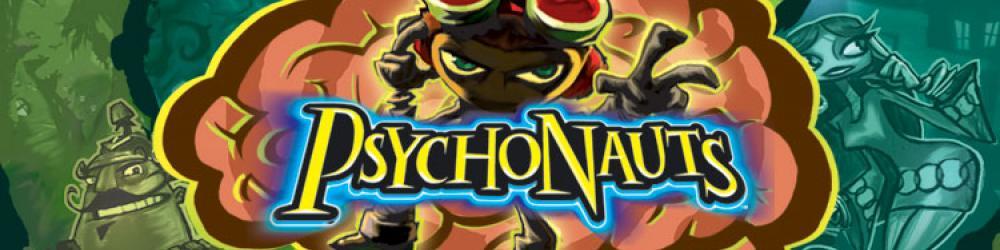 Psychonauts banner
