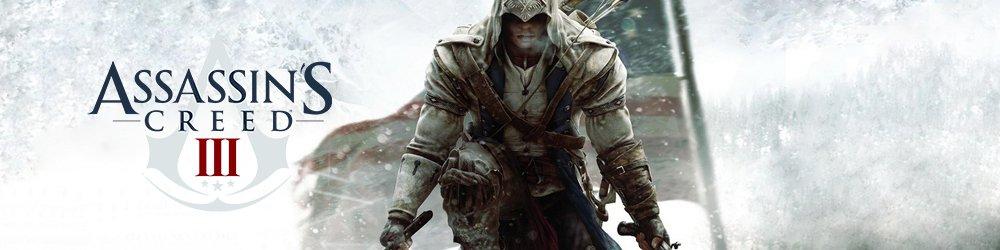 Assassins Creed 3 banner