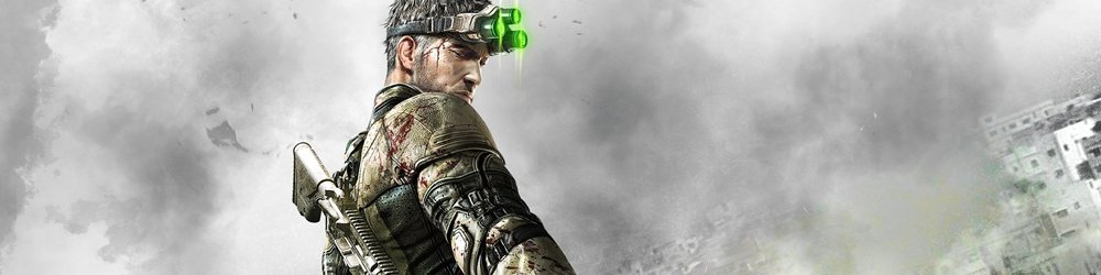 Tom Clancys Splinter Cell Blacklist banner