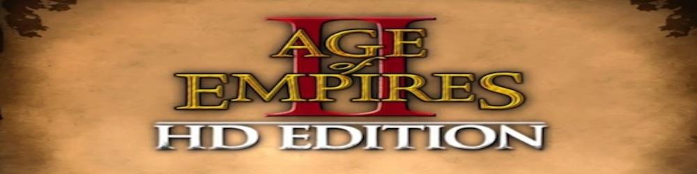 Age of Empires II HD banner