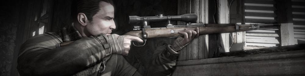 Sniper Elite V2 banner