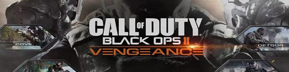 Call Of Duty Black Ops 2 Vengeance banner