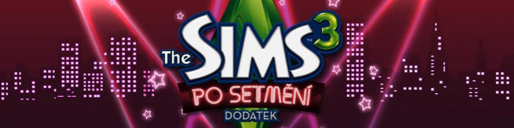 The Sims 3 Po Setmění banner