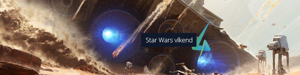 Star Wars víkend