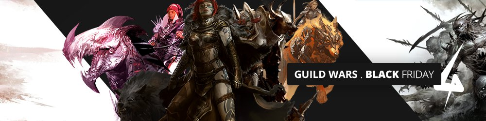 Guild Wars Black Friday